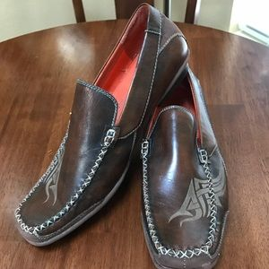 Men's Robert Wayne loafers Never Worn